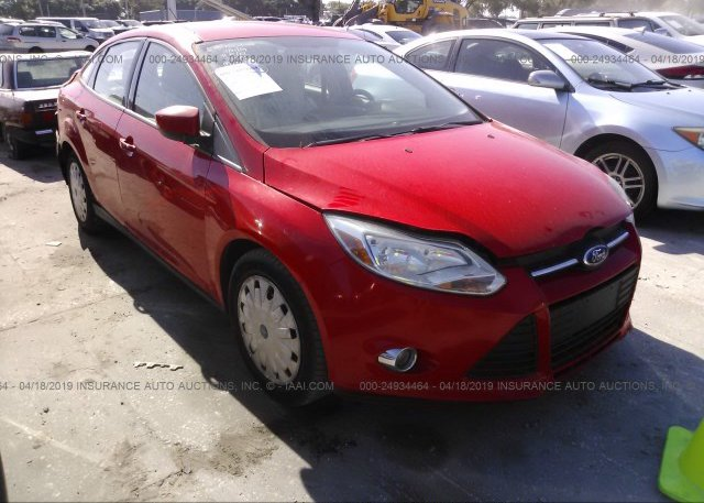 Inventory #535266289 2012 FORD FOCUS