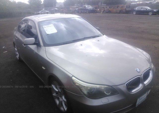 Inventory #203471510 2008 BMW 535