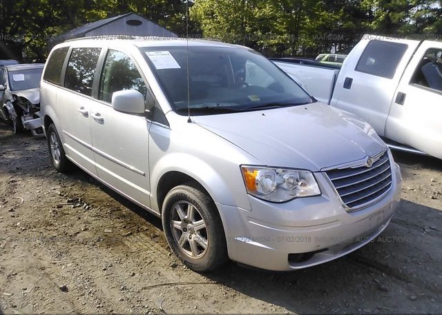 Inventory #362443146 2010 Chrysler TOWN & COUNTRY