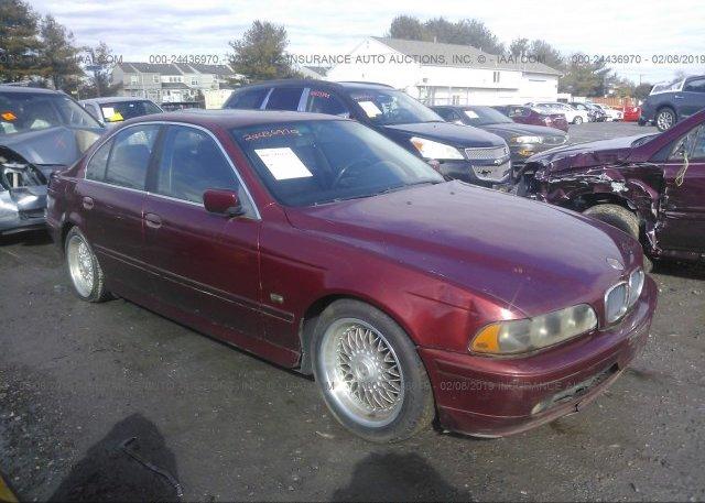 Inventory #504669738 2001 BMW 525