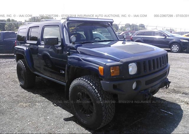 Inventory #411063576 2007 Hummer H3