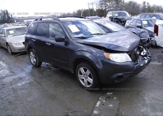 Inventory #149085778 2009 Subaru FORESTER