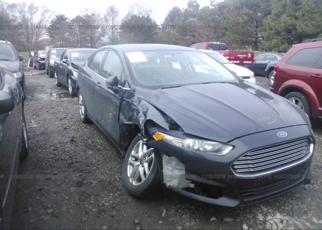 Inventory #545472145 2014 FORD FUSION