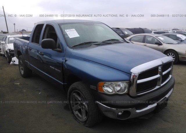 Inventory #331144011 2005 Dodge RAM 1500