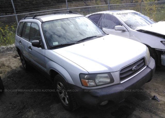 Inventory #483209664 2004 Subaru FORESTER