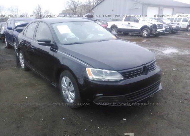 Inventory #979571235 2012 Volkswagen JETTA