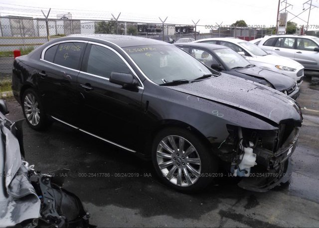 Inventory #874108363 2010 Lincoln MKS