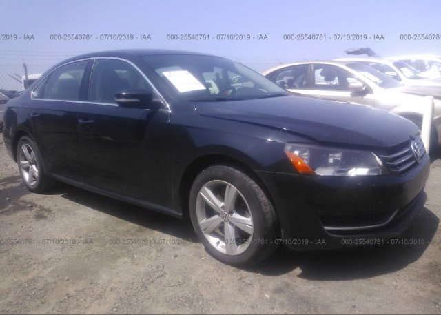 Inventory #283850399 2014 Volkswagen PASSAT
