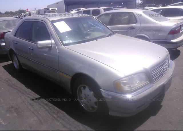 Inventory #410746466 1998 Mercedes-benz C