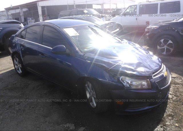 Inventory #107806307 2012 Chevrolet CRUZE