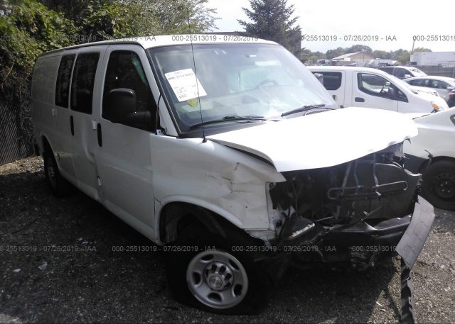 Inventory #872813637 2016 Chevrolet EXPRESS G2500