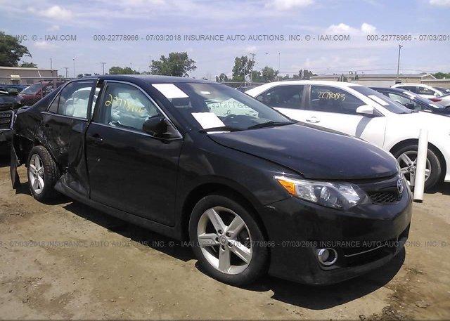 Inventory #443556557 2013 Toyota CAMRY