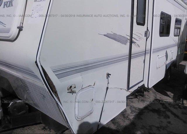 2002 NORTHWOOD ARCTIC FOX - 4N11F272620114465