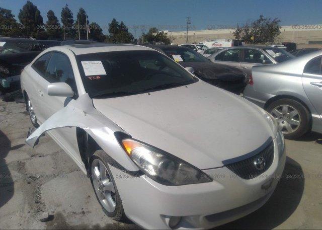 Inventory #356842864 2004 Toyota CAMRY SOLARA