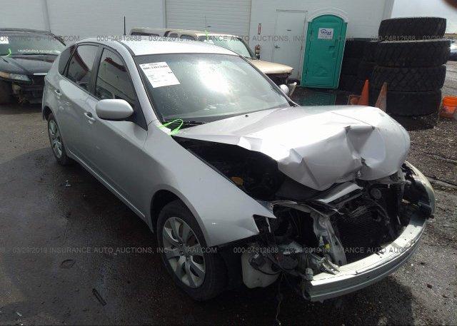 Inventory #866490690 2010 Subaru IMPREZA