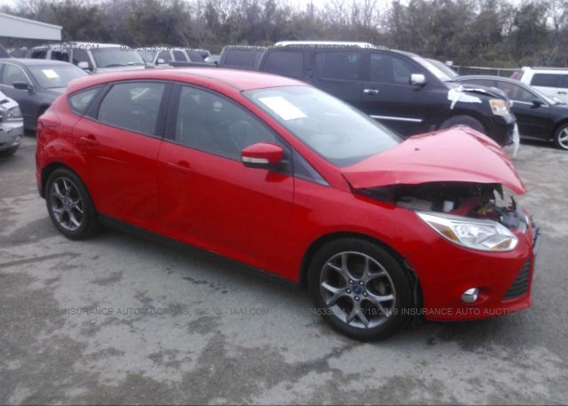 Inventory #760953938 2013 FORD FOCUS