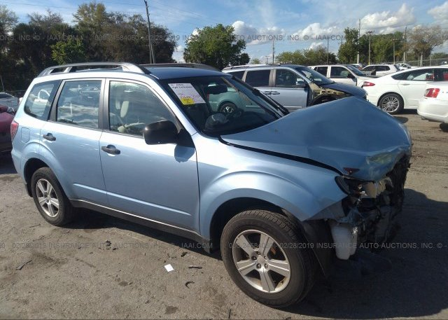 Inventory #380188233 2011 Subaru FORESTER