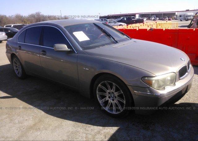 Inventory #294058470 2003 BMW 745