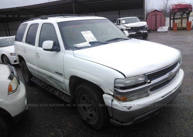 Inventory #227992938 2001 Chevrolet TAHOE