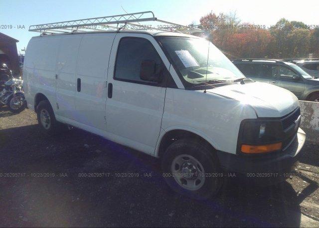 Inventory #551562268 2011 Chevrolet EXPRESS G2500