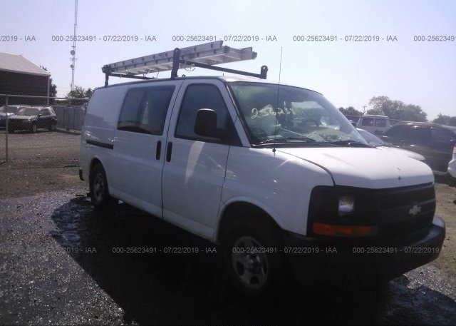 Inventory #830540295 2007 Chevrolet EXPRESS G1500