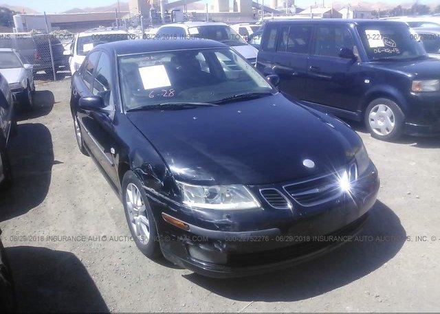Inventory #821716505 2004 Saab 9-3