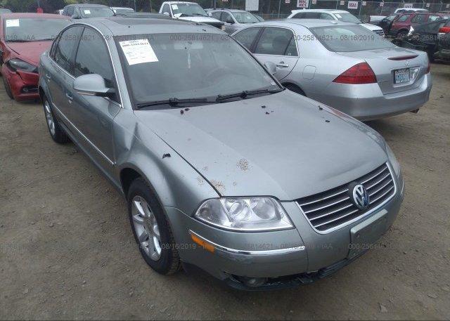 Inventory #717269694 2004 Volkswagen PASSAT