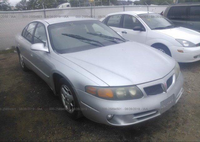 Inventory #277591533 2003 Pontiac BONNEVILLE