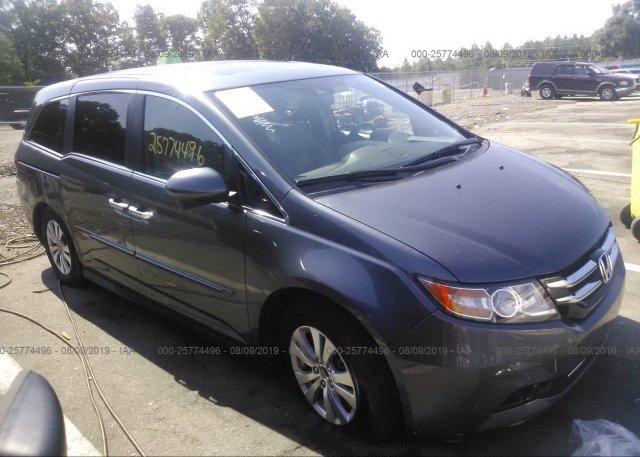 Inventory #764527056 2014 Honda ODYSSEY
