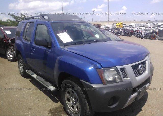 Inventory #983404139 2012 Nissan XTERRA