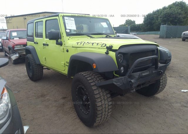 Inventory #576850005 2017 JEEP WRANGLER UNLIMITE