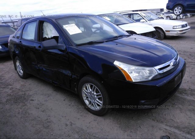 Inventory #772836573 2010 FORD FOCUS
