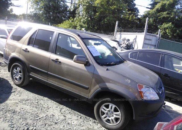 Inventory #232840075 2002 Honda CR-V