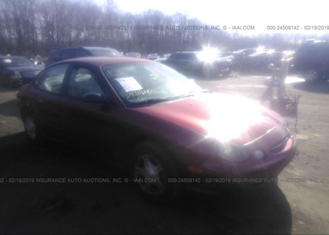 Inventory #973806732 1999 FORD TAURUS