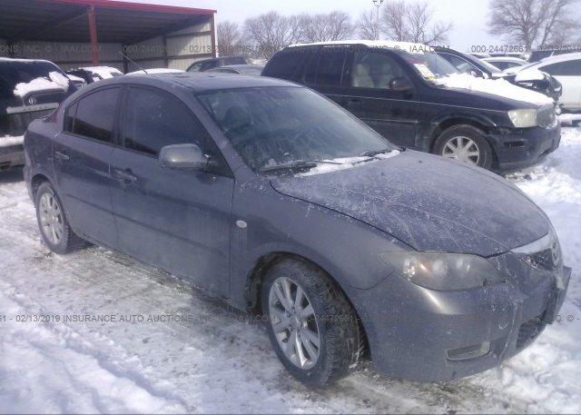 Inventory #906522880 2007 Mazda 3