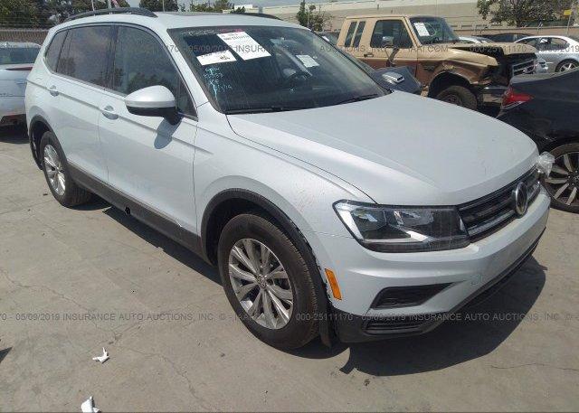Inventory #902258089 2018 Volkswagen TIGUAN