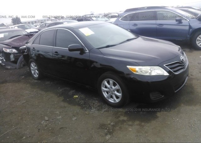 Inventory #782132387 2011 Toyota CAMRY