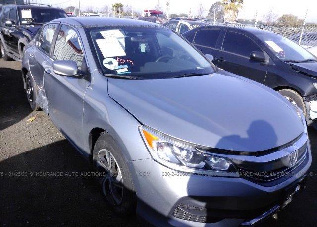 Inventory #648391778 2017 Honda ACCORD