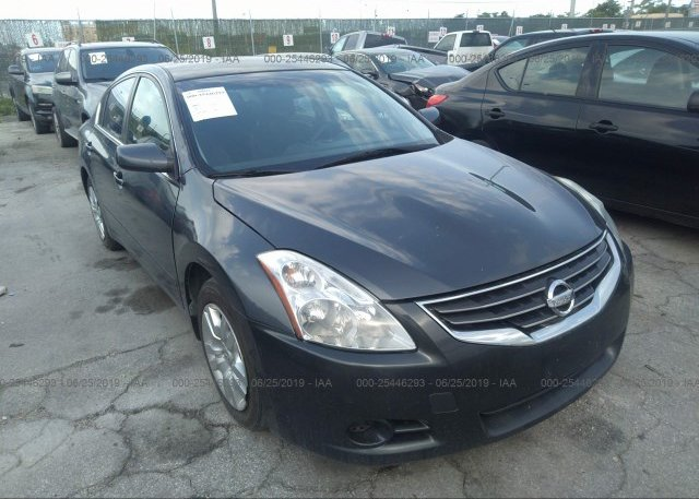 Inventory #933385605 2011 Nissan ALTIMA