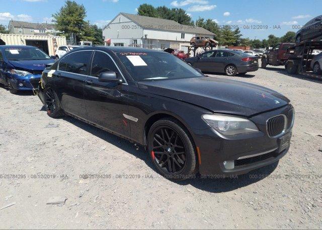 Inventory #235447968 2009 BMW 750
