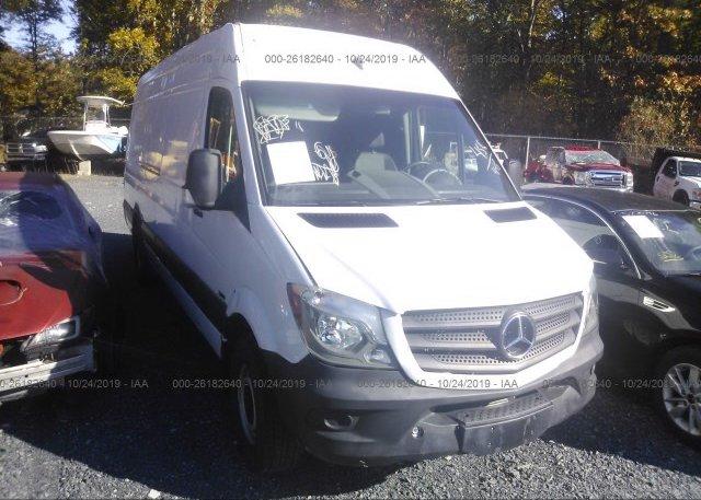 Inventory #172941857 2017 Mercedes-Benz 2500 SPRINTER