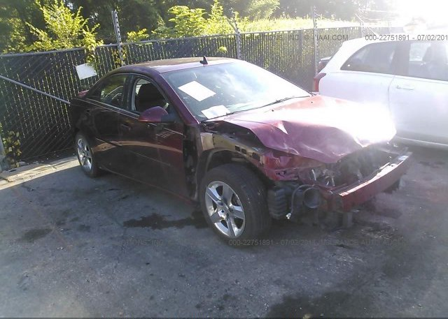 Inventory #276754417 2010 Pontiac G6
