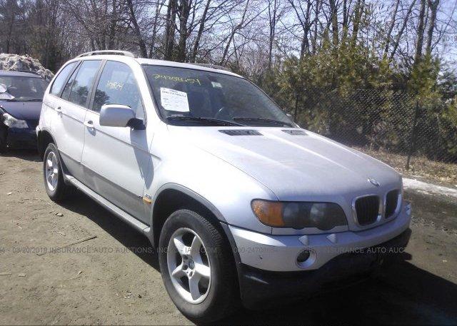 Inventory #394934462 2003 BMW X5