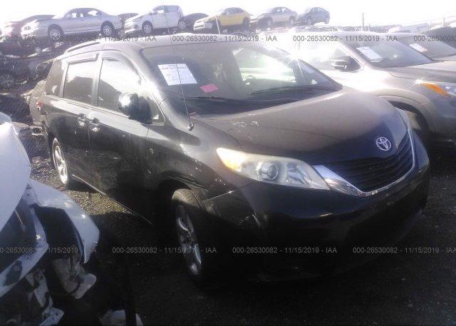 Inventory #712675717 2011 Toyota SIENNA
