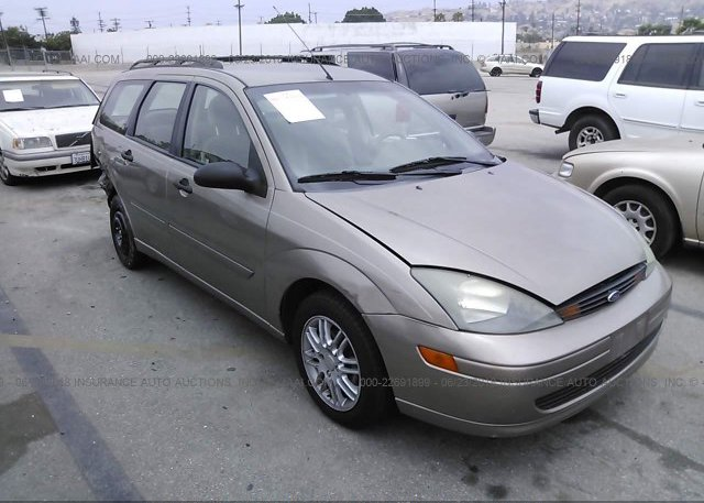Inventory #566831282 2003 FORD FOCUS