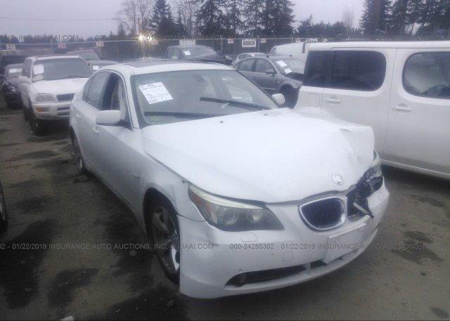 Inventory #774873955 2004 BMW 530