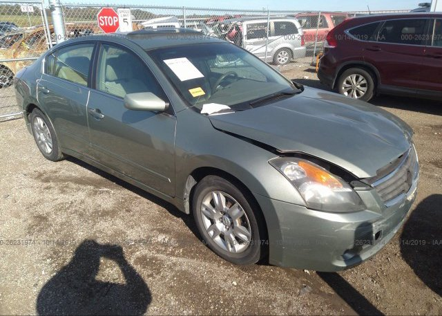 Inventory #757102413 2007 Nissan ALTIMA