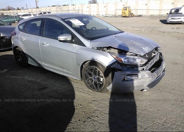 Inventory #856471163 2016 FORD FOCUS