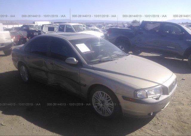 Inventory #154896135 2002 Volvo S80