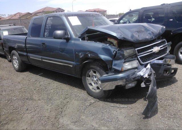 Inventory #826389886 2006 Chevrolet SILVERADO
